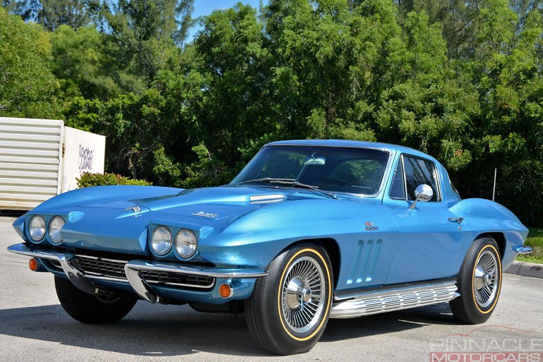 For Sale 1966 Chevrolet Corvette