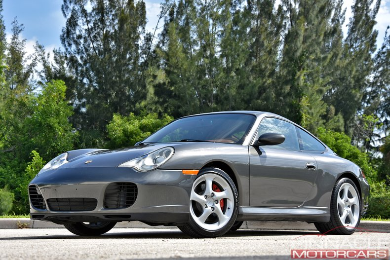 For Sale 2003 Porsche 911 Carrera