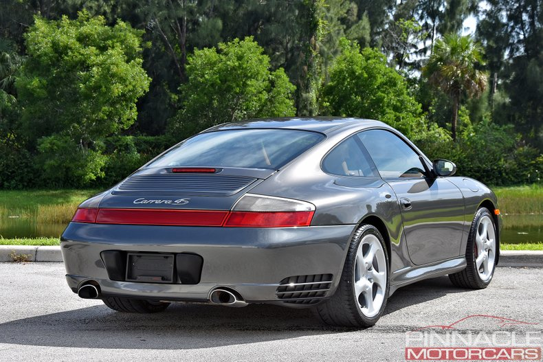 For Sale 2003 Porsche 911 Carrera
