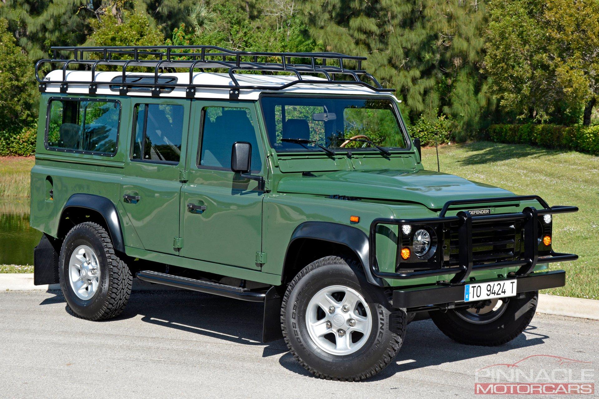 2018 Land Rover Defender
