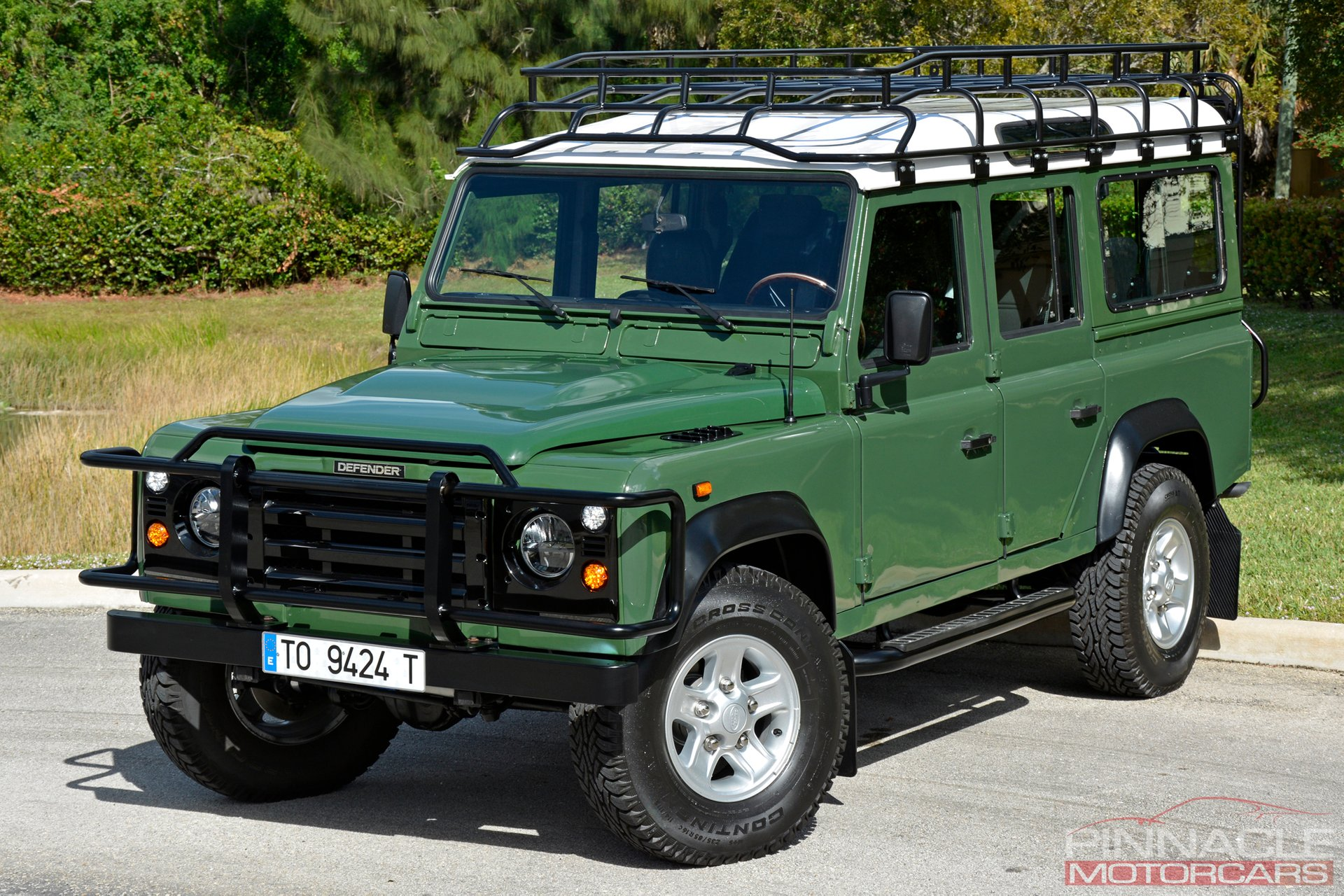 Land Rover Defender 110 >> 1992 Land Rover Defender 110 200 Tdi Ebay