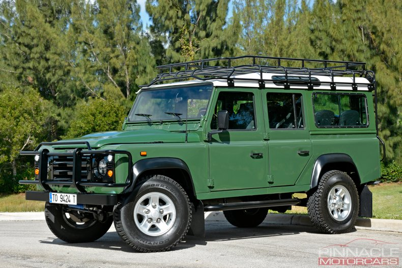 For Sale 1992 Land Rover Defender