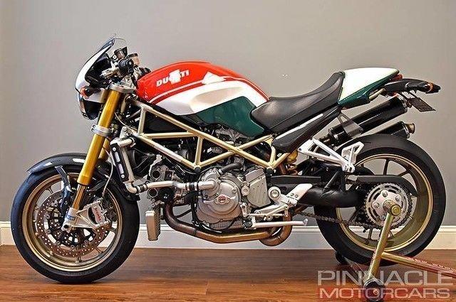 2008 Ducati Monster S4RS Tricolore #341