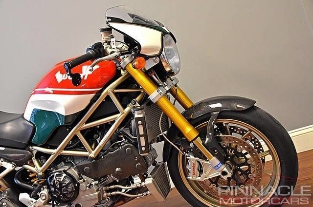 For Sale 2008 Ducati Monster S4RS Tricolore #42