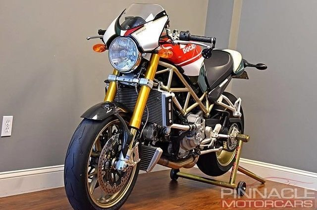 For Sale 2008 Ducati Monster S4RS Tricolore #341