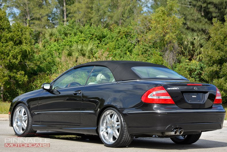 For Sale 2004 Mercedes-Benz CLK 500 BRABUS