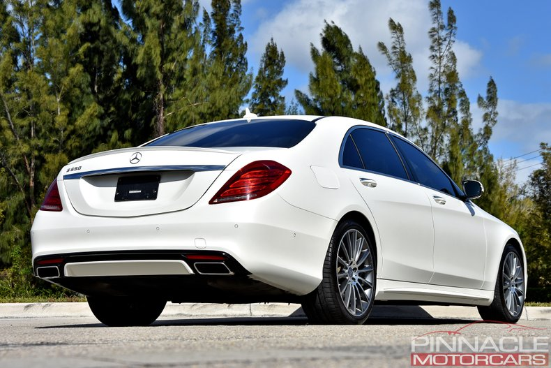 For Sale 2016 Mercedes-Benz S-Class