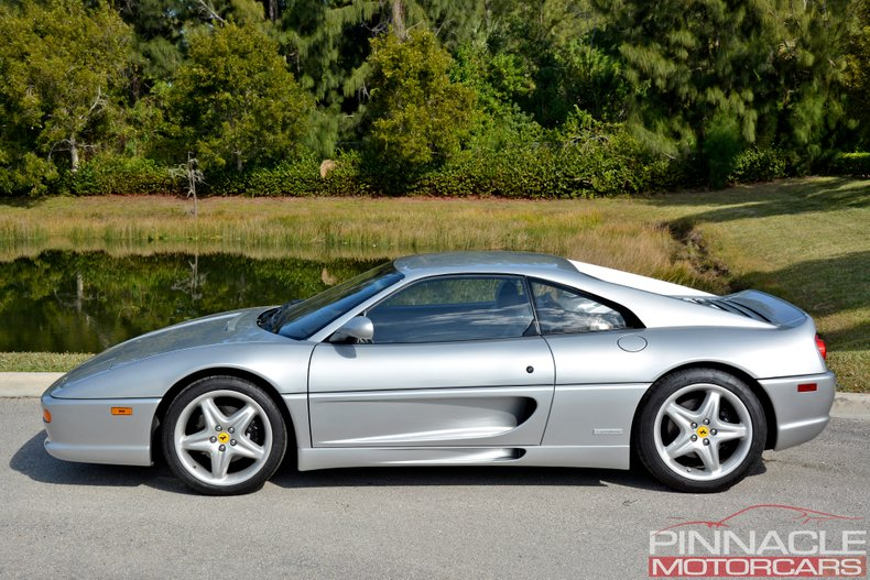 For Sale 1995 Ferrari 355 Berlinetta