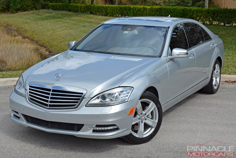 For Sale 2010 Mercedes-Benz S-Class