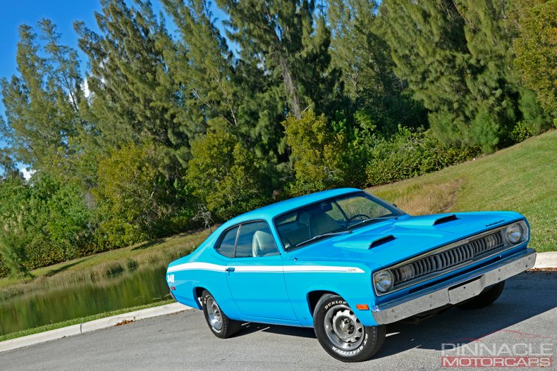 For Sale 1972 Plymouth Duster 340