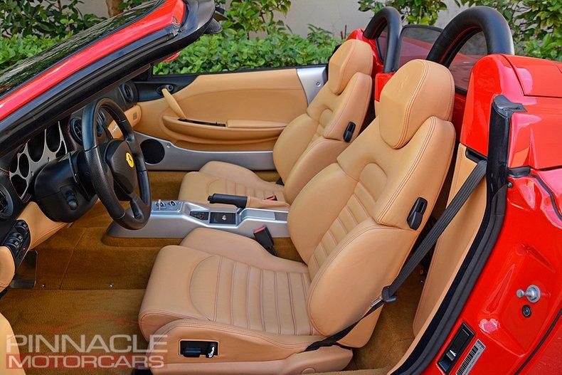 For Sale 2003 Ferrari 360 Spider F1