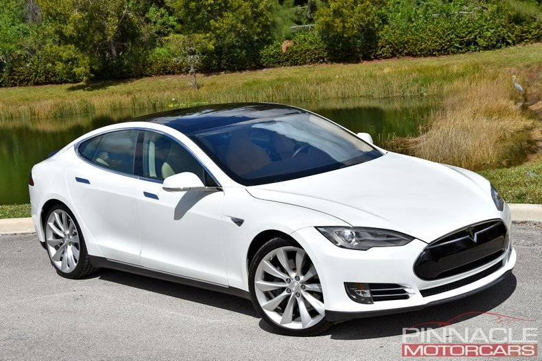 For Sale 2012 Tesla Model S P85
