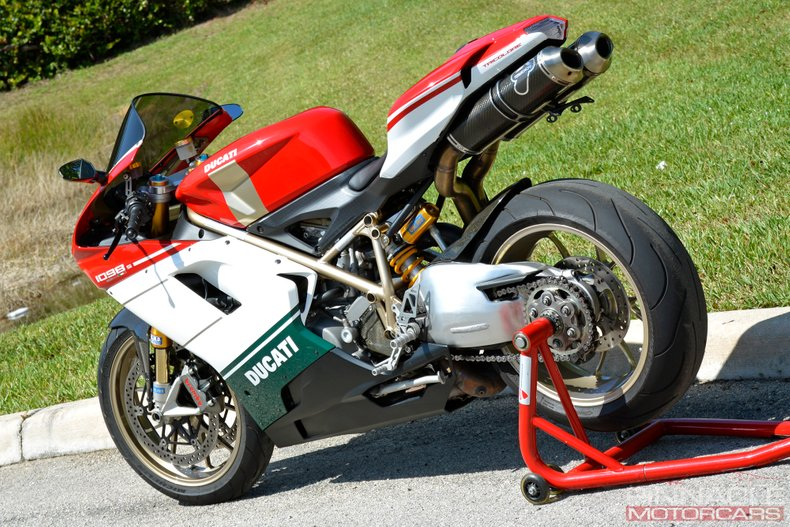 For Sale 2007 Ducati 1098S Tricolore