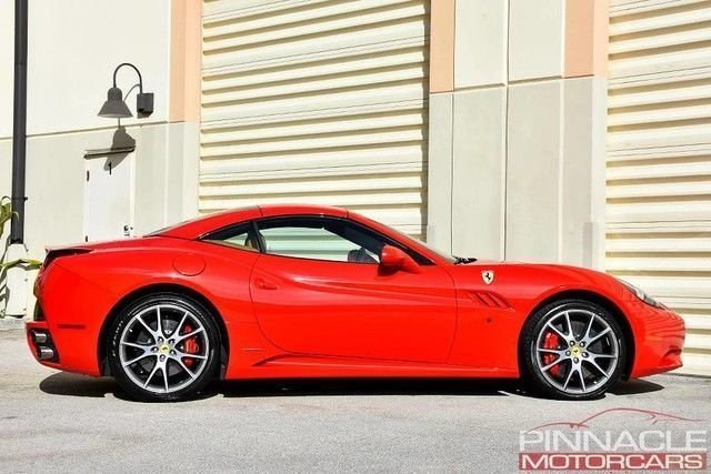 For Sale 2010 Ferrari California