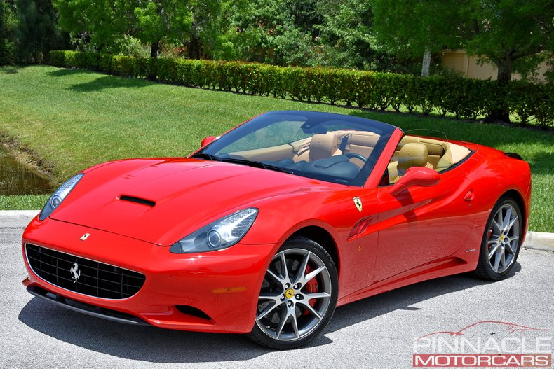 For Sale 2011 Ferrari California