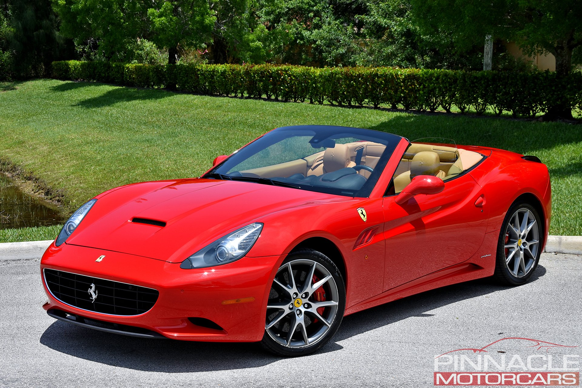 2011 Ferrari California Pinnacle Motorcars