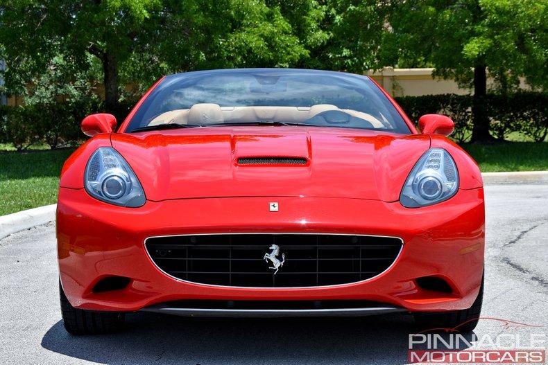 For Sale 2011 Ferrari California