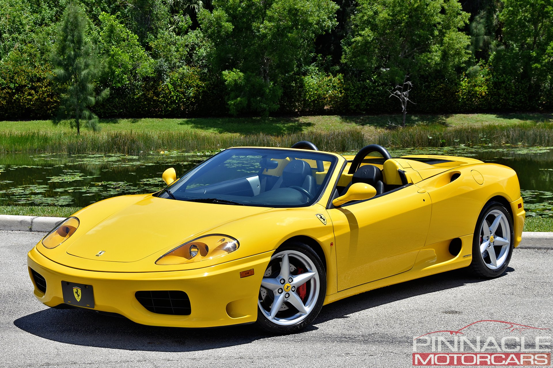 2001 Ferrari 360 SPIDER/SPIDER F1