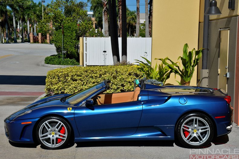 For Sale 2007 Ferrari F 430 Spider F1