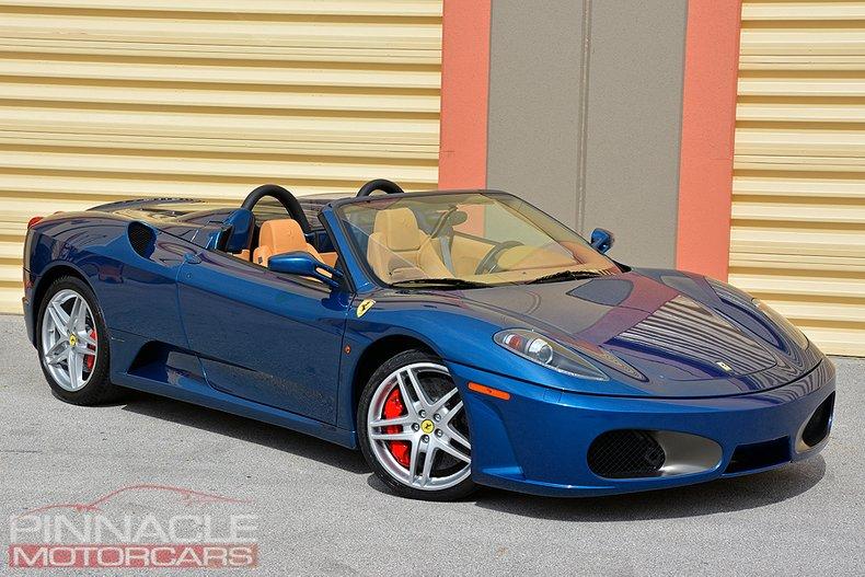 For Sale 2007 Ferrari F 430 Spider F1