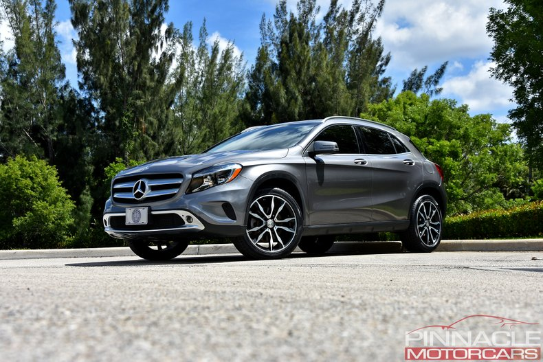 For Sale 2015 Mercedes-Benz GLA-Class