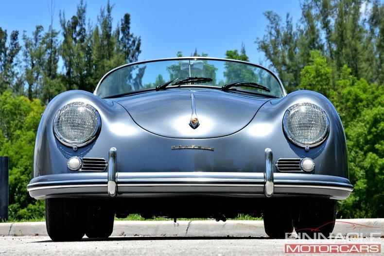 For Sale 1957 Porsche 356