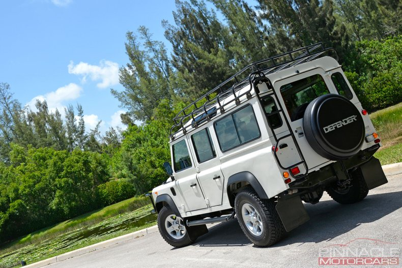 For Sale 1992 Land Rover Defender 110