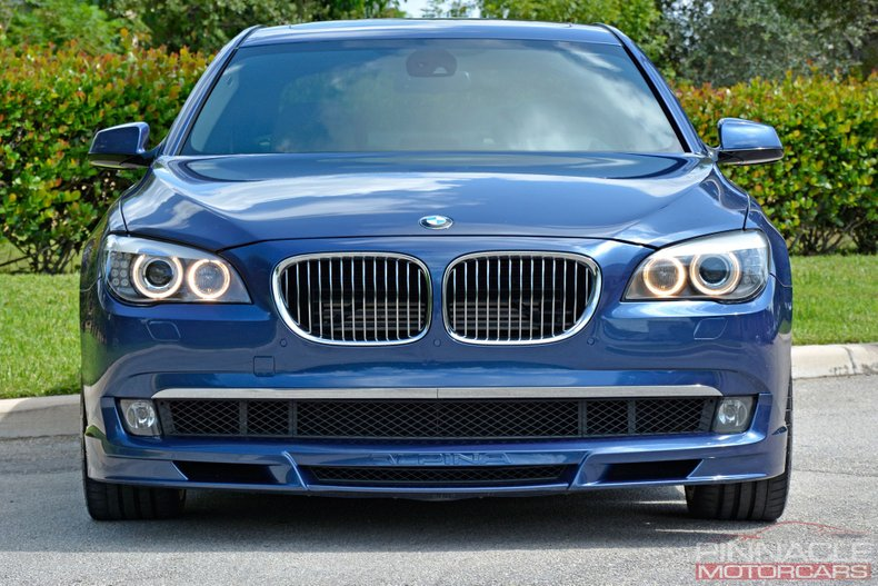 For Sale 2011 BMW Alpina B7