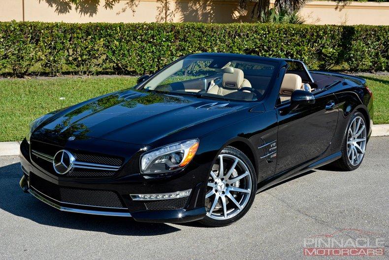 For Sale 2013 Mercedes-Benz SL-Class
