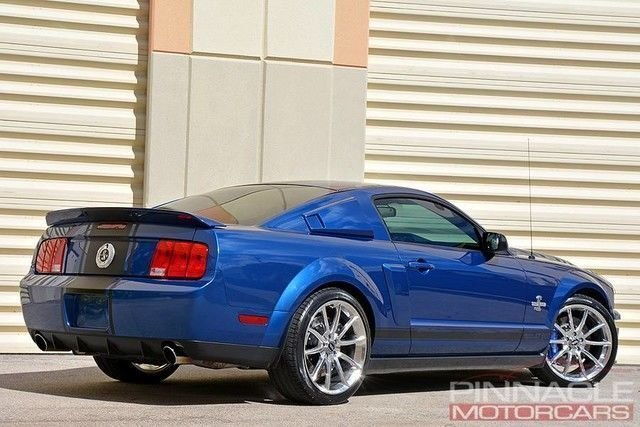 For Sale 2007 Ford Mustang Shelby GT500 Super Snake