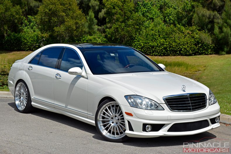 For Sale 2008 Mercedes-Benz S65