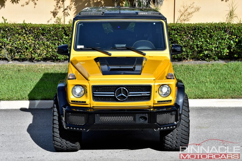 For Sale 2016 Mercedes-Benz G63 AMG