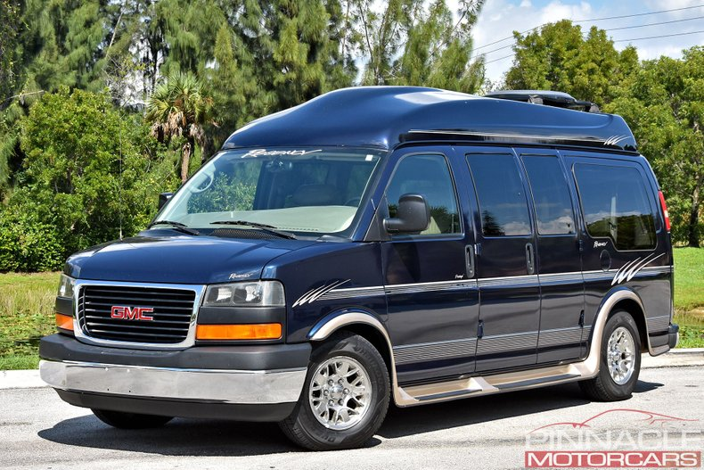2006 GMC Savana Cargo Van For Sale