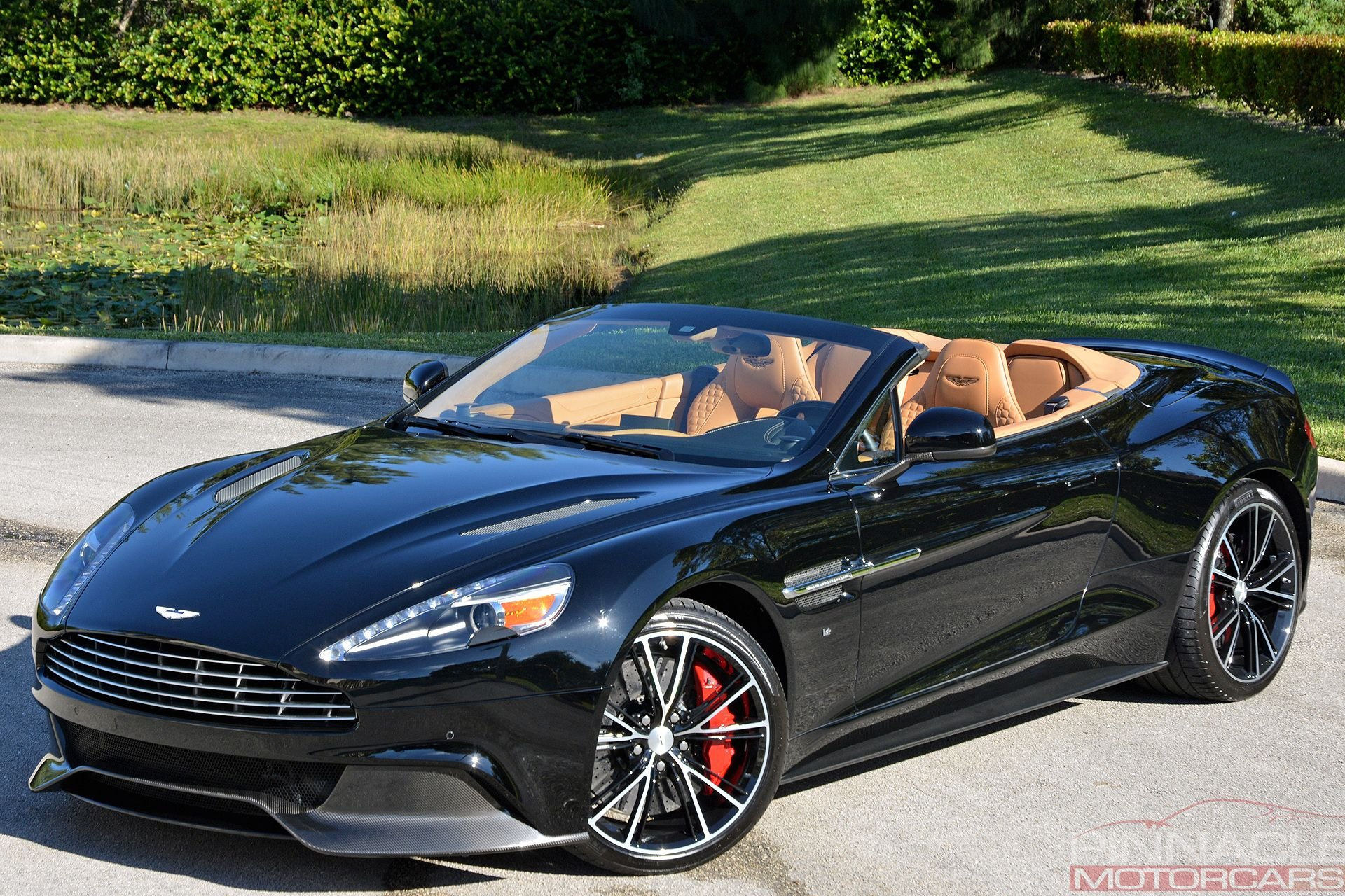 2016 Aston Martin Vanquish Pinnacle Motorcars