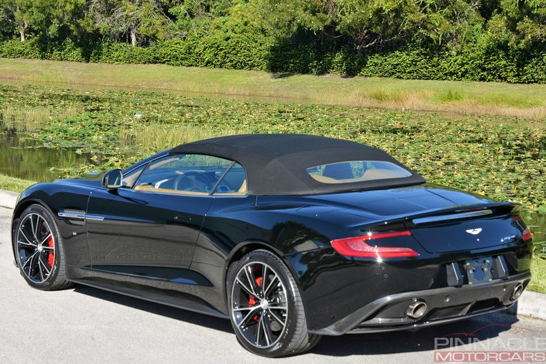 For Sale 2016 Aston Martin Vanquish