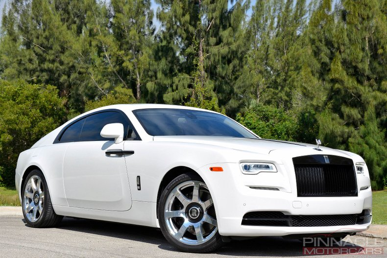 For Sale 2017 Rolls-Royce Wraith