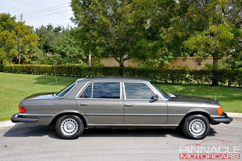 For Sale 1979 Mercedes-Benz 450 SEL