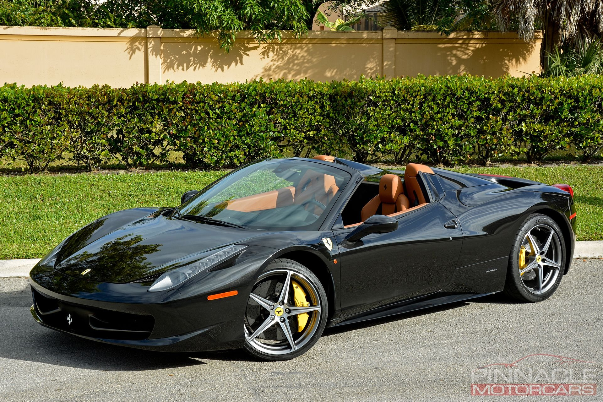 2013 Ferrari 458 Italia Pinnacle Motorcars