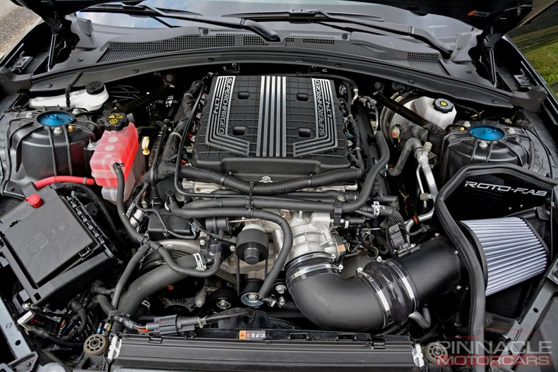 For Sale 2018 Chevrolet Camaro ZL1