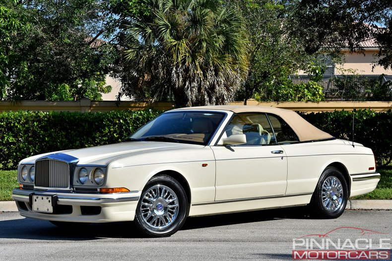 For Sale 2000 Bentley Azure