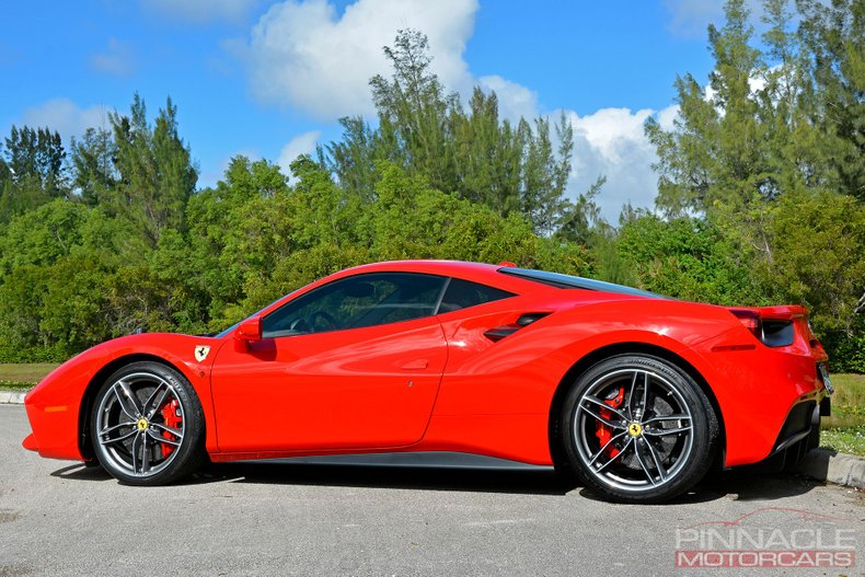 For Sale 2018 Ferrari 488 GTB