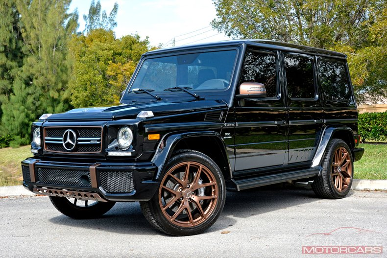 For Sale 2018 Mercedes-Benz G-Class
