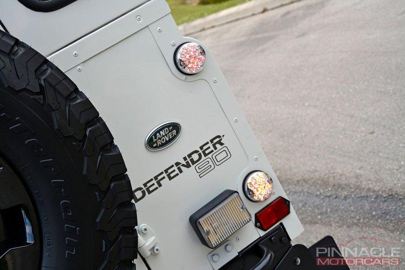 For Sale 1990 Land Rover Defender 90