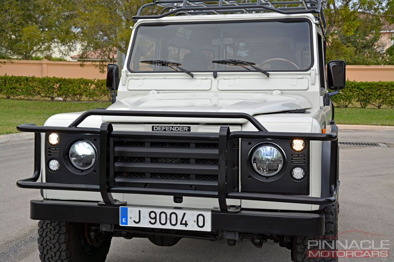 For Sale 1990 Land Rover Defender 90