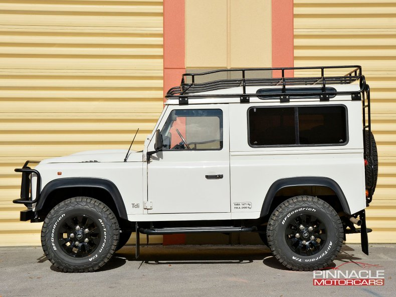 For Sale 1994 Land Rover Defender 90