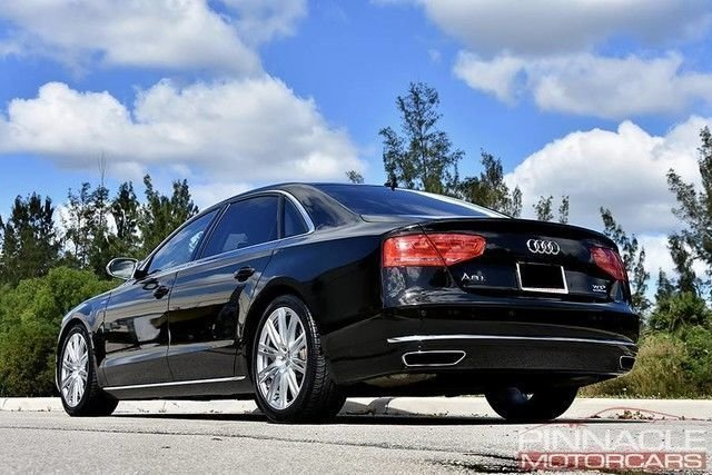 For Sale 2012 Audi A8 L W12