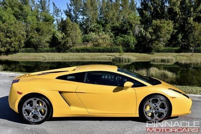 For Sale 2004 Lamborghini Gallardo Coupe