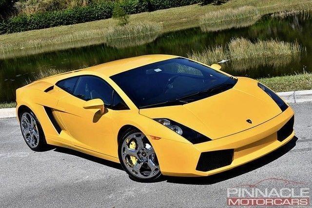 For Sale 2004 Lamborghini Gallardo Coupe