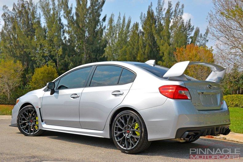 For Sale 2019 Subaru Impreza WRX