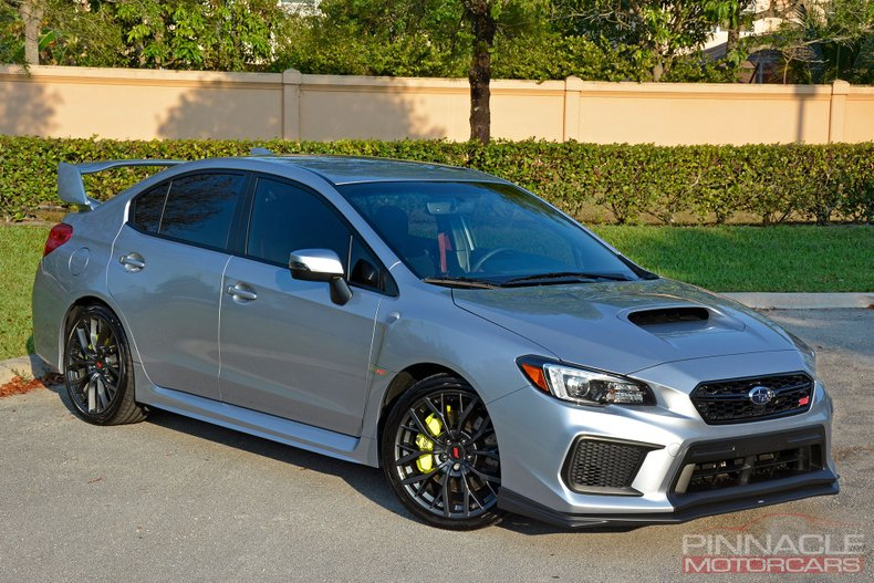 For Sale 2019 Subaru Impreza WRX